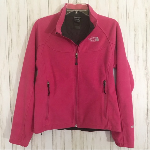 The North Face Jackets & Blazers - The North Face Pink Windwall Jacket | Size Small
